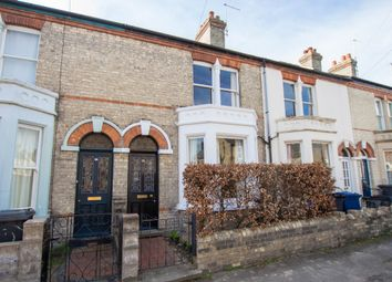Thumbnail 2 bed terraced house for sale in Marshall Road, Cambridge
