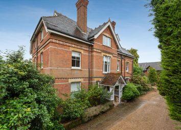 Thumbnail 3 bed flat for sale in Eldon Lodge, Carbery Lane, Ascot, Berkshire