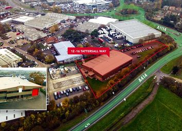 Thumbnail Warehouse for sale in 12-16 Tattersall Way, Widford Industrial Estate, Chelmsford