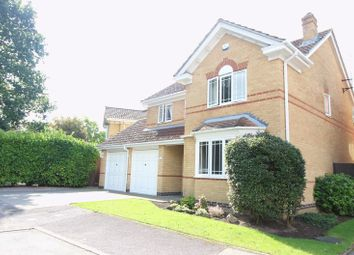 Thumbnail 4 Bed Detached House For Sale In Pavilion Close Fair Oak Eastleigh