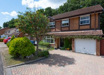 4 bed detached house for sale in Bloomsbury Way, Blackwater, Camberley GU17