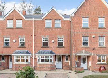 Hyde Place, Summertown OX2. 4 bed terraced house for sale