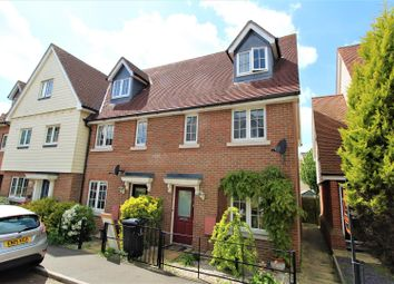 Thumbnail 3 bed end terrace house for sale in Cambie Crescent, Colchester