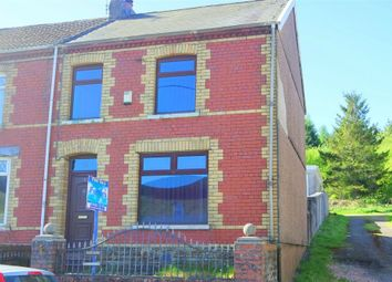 Thumbnail 2 bed end terrace house for sale in Station Terrace, Bryn, Port Talbot, West Glamorgan