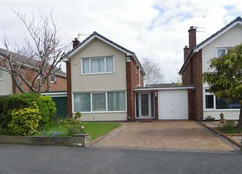 Thumbnail 3 bed property for sale in Conway Drive, Fulwood, Preston