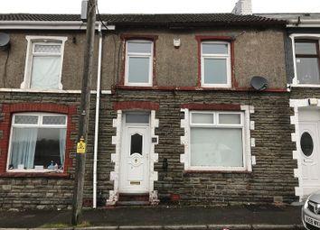3 bed terraced house for sale in Brynglas Terrace, Maesteg, Bridgend. CF34