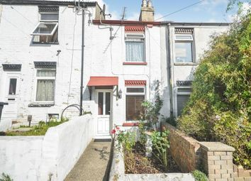 Thumbnail 2 bed terraced house for sale in Winchelsea Road, Dover, Kent
