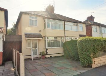 Thumbnail 3 bed semi-detached house for sale in Howden Drive, Liverpool