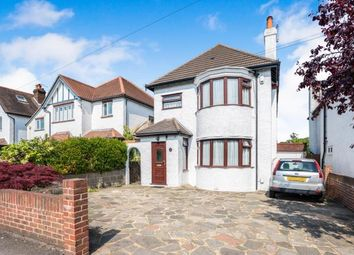 Thumbnail 3 bed detached house for sale in Epsom, Surrey, England