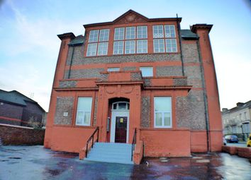 Thumbnail 2 bed flat for sale in Wellington Street, Garston