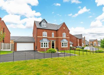 5 bed detached house for sale in Shirebrook Close, St. Helens WA9