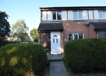 Thumbnail 3 bed end terrace house for sale in Tanner Close, Chippenham, Wiltshire