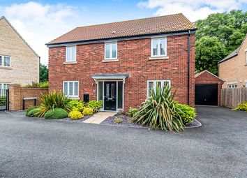 Thumbnail 4 bed detached house for sale in St Marys Lane, Warmington, Peterborough