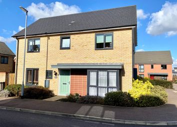 Firefly Road, Upper Cambourne, Cambridge CB23. 4 bed detached house for sale