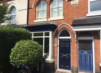 Thumbnail 2 bedroom terraced house for sale in Grange Road, Kings Heath, Birmingham
