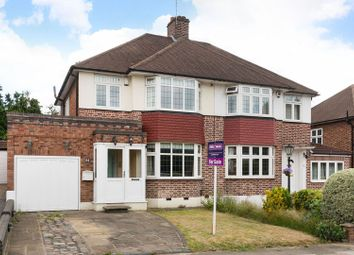 Thumbnail 3 bed semi-detached house for sale in West Hallowes, London