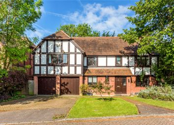 Thumbnail 5 bed detached house for sale in Sandon Close, Esher, Surrey