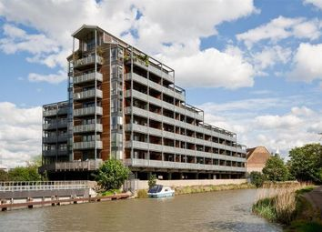 Thumbnail 2 bed flat to rent in Three Mill Lane, London