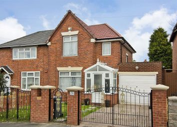 Thumbnail 3 bed semi-detached house for sale in Fullbrook Road, Walsall