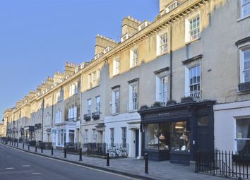 Thumbnail 1 bedroom flat for sale in Top Floor Apartment, 31 Brock Street, Bath