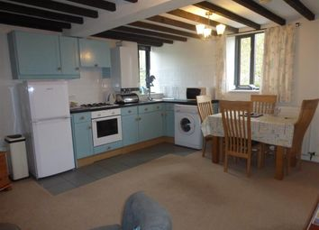 Thumbnail 2 bedroom barn conversion to rent in Traine Road, Wembury, Plymouth