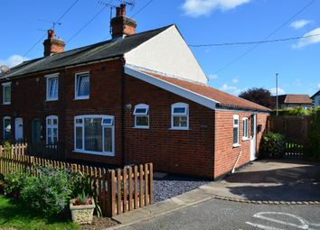 Thumbnail 2 bed cottage for sale in Ferry Road, Old Felixstowe, Felixstowe
