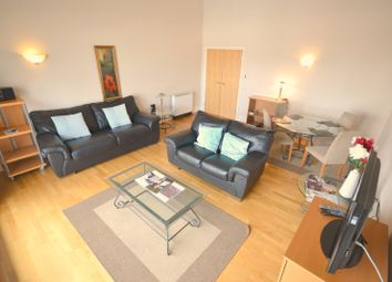 Thumbnail 2 bed flat to rent in 3 Lawn House Close, Canary Wharf