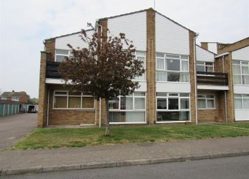 Thumbnail 1 bed flat for sale in Amesbury Court, Launceston Road, Wigston