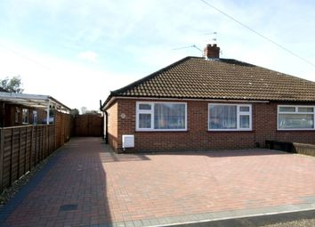 Thumbnail 2 bed bungalow to rent in Longfields Road, Norwich