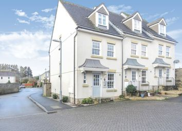 Thumbnail 3 bedroom town house for sale in Paddock Close, Pillmere, Saltash
