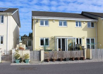 Thumbnail 3 bed end terrace house for sale in Penstraze Lane, Victoria, Roche, St. Austell