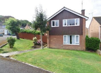 Thumbnail 3 bed detached house for sale in Larchwood Drive, Tuffley, Gloucester