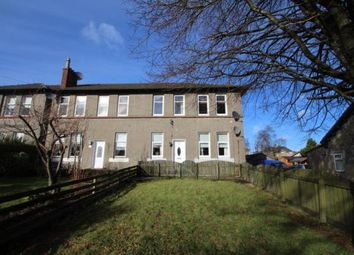 Thumbnail 2 bedroom flat for sale in Main Street, Caldercruix, Airdrie, North Lanarkshire