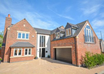 Thumbnail 5 bed detached house for sale in High Court Drive, Keyworth, Nottingham