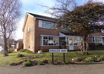 Thumbnail 4 bedroom property to rent in Dingles Way, Stratford-Upon-Avon