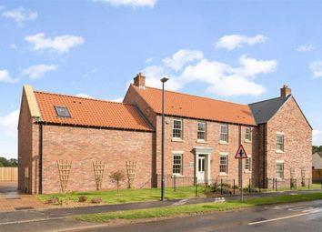 4 bed link-detached house for sale in Knaresborough Road, Bishop Monkton, North Yorkshire HG3