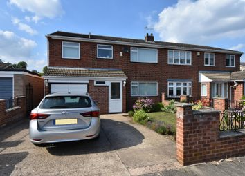 4 bed semi-detached house for sale in Letchworth Crescent, Chilwell NG9