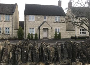 Thumbnail 3 bed detached house for sale in Woodside Drive, Bradwell Village, Burford