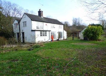 Thumbnail 4 bed cottage for sale in Moss Lane, Elworth, Sandbach