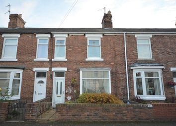 Thumbnail 3 bed terraced house for sale in Belle Vue Terrace, Willington, Crook