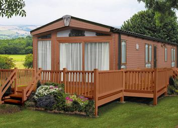 Thumbnail 2 bedroom lodge for sale in Barholm Road, Tallington, Stamford, Lincolnshire