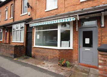 Thumbnail Commercial property to let in Garden Street, Leek, Staffordshire
