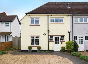 Thumbnail 3 bed semi-detached house for sale in Crown Cottages, Steels Lane, Oxshott, Leatherhead