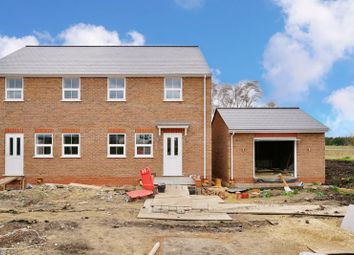 3 bed semi-detached house for sale in Ugg Mere Court Road, Ramsey Heights, Ramsey. PE26