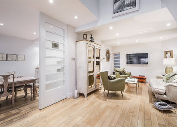 Thumbnail 4 bed mews house for sale in Eccleston Square Mews, London