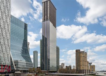 Thumbnail 2 bed flat for sale in Landmark Pinnacle, 10 Marsh Wall, Canary Wharf