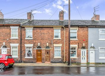 Thumbnail 2 bed terraced house for sale in Lindley Street, Burslem, Stoke-On-Trent