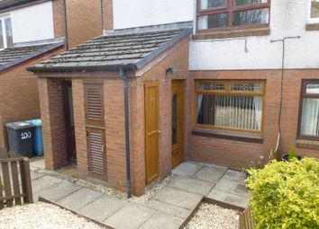 Thumbnail 1 bed flat for sale in Cherrybank Walk, Airdrie