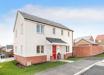 3 bed detached house for sale in White Clover Close, Stone Cross, Pevensey BN24