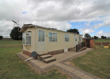 Kings Park, Creek Road, Canvey Island SS8. 1 bed mobile/park home for sale
